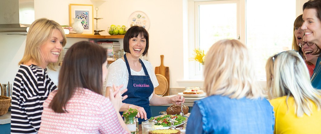Cookalicious - Host an Event